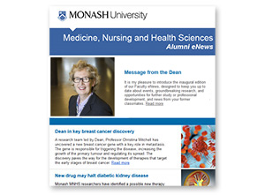 Monash university research strategy