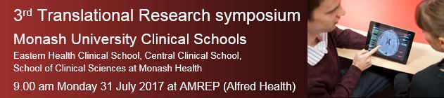 Translational research symposium