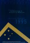 1995 Annual Report Cover