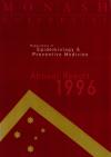1996 Annual Report Cover