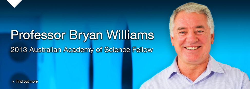 Professor Bryan Williams. Find out more, http://med.monash.edu.au/news/2013/fellowships.html