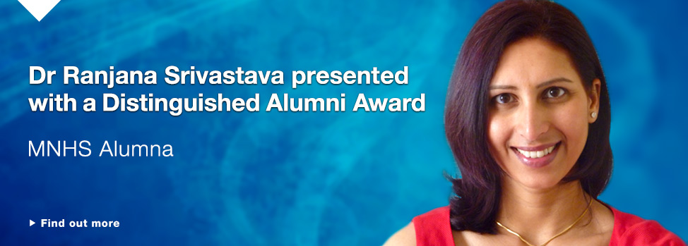 ranjana srivastava Find out more, http://www.monash.edu.au/alumni/news/awards/distinguished-alumni/2014/ranjana-srivastava.html