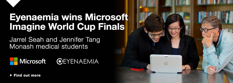 eyenaemia http://www.gatesnotes.com/Health/An-Eye-for-Innovation-Imagine-Cup-2014
