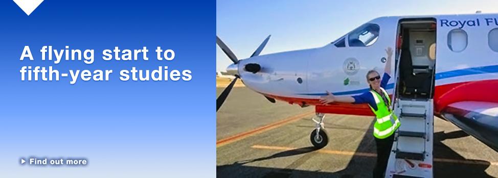 flying-doctors http://www.med.monash.edu.au/news/2015/school-of-rural-health-flying-doctors.html