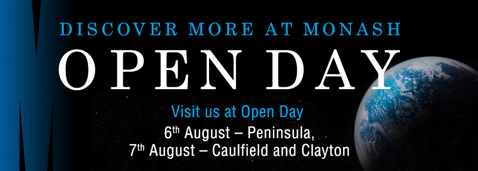 Open Day 2016 6th and 7th of August