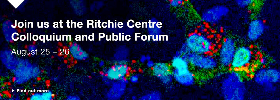 Ritchie Centre Colloquium and Public Forum