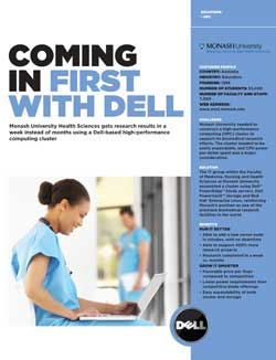 dell computing cluster