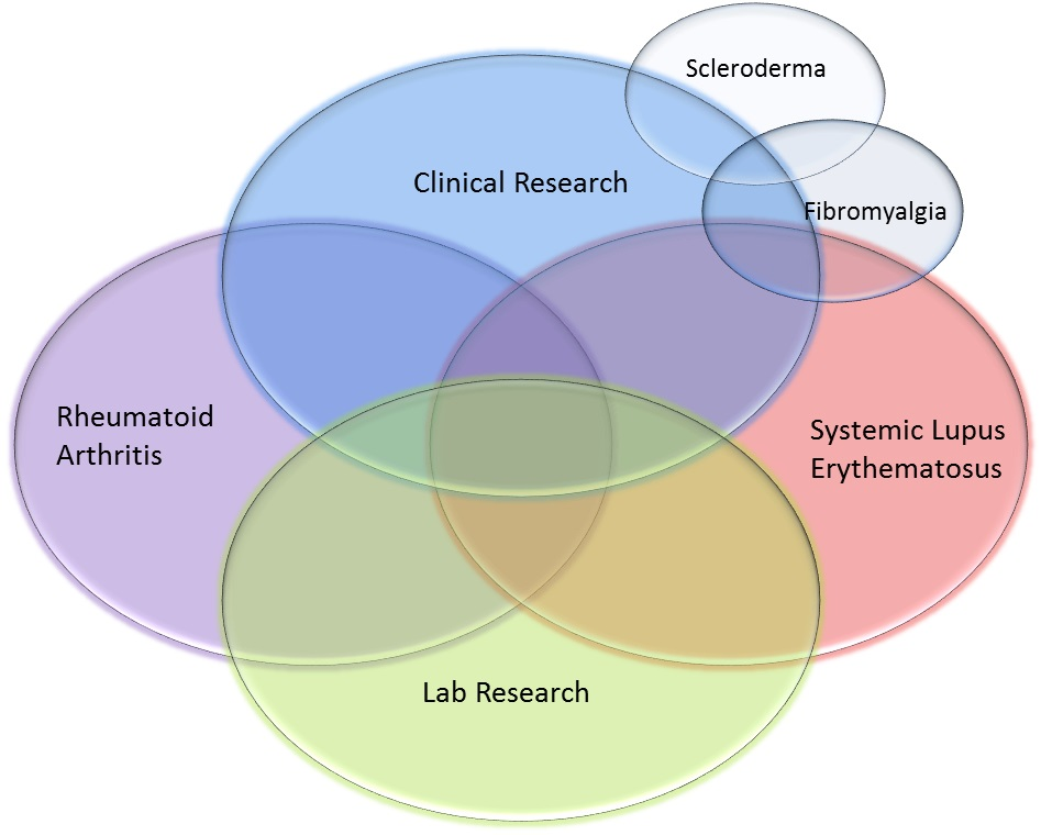 Lupus Arthritis Research activities
