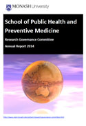 SPHPM Research Governance Committee Annual Report 2014