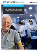 Prevention science prospectus