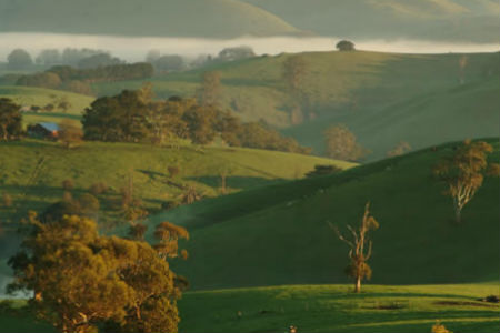 rolling hills south gippsland